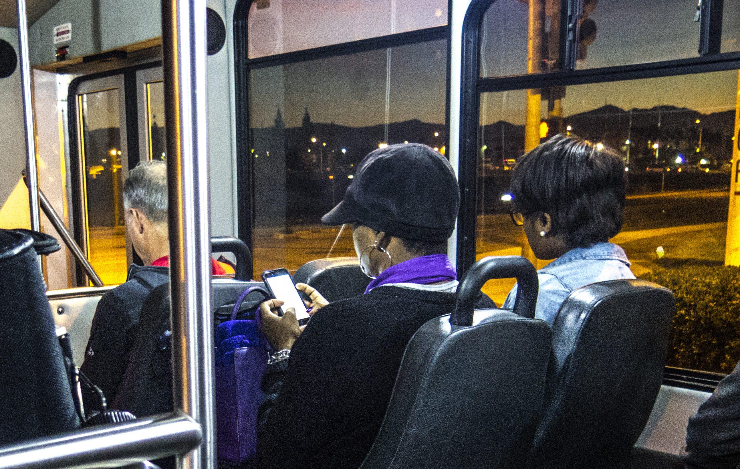Panorámica de 45 min en Bus