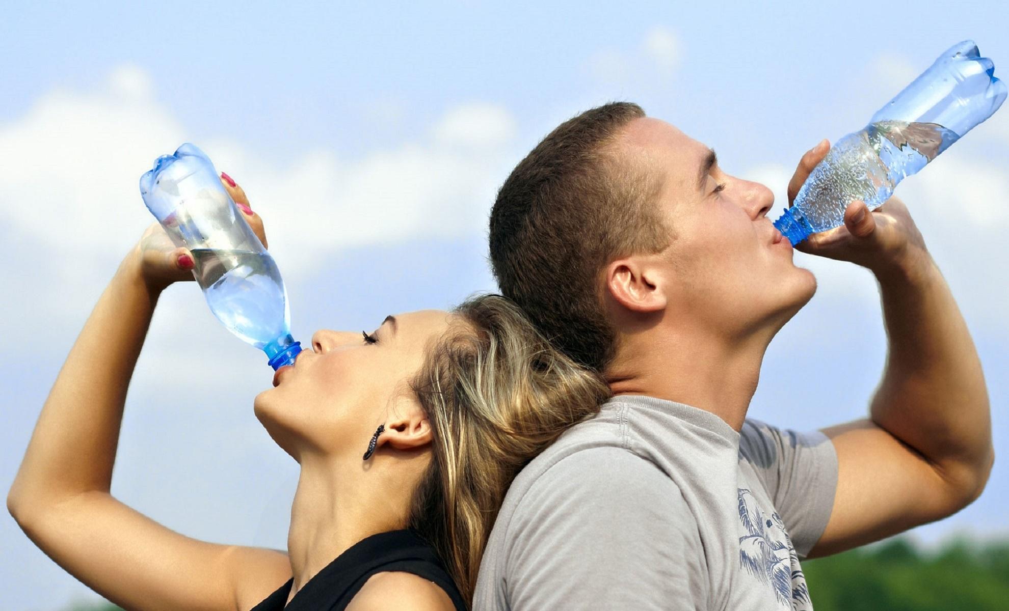 1 Botella de Agua